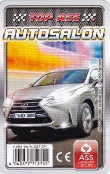 RZOnlinehandel - Autosalon - Top Ass - Quartett Toyota Aygo, Audi A4, Bmw X5, Autos, Living Room