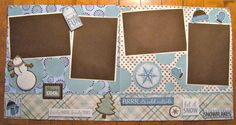 Winter Scrapbooking!