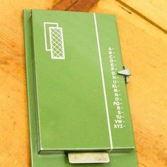 home phone directory/address book ... our phone numbers use to begin with a word such as King 80804