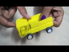 Making of real working Hydraulic dump truck (toy) from matchbox .. Real ...