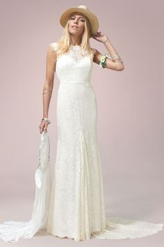 Daisy Gown | Rue De Seine Wedding Dress Collection