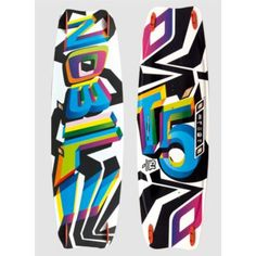 Nobile T5 Kite board 2013