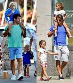 The perfect dad! Sharapova Tennis, Maria Sharapova, Roger Federer Family, Tennis Legends, Tennis World, Wimbledon Tennis, Star Family, Tennis Quotes, Tennis Stars