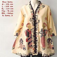 Blouse Batik, Batik Dress, Retro Fashion, Womens Fashion, Classic Fashion, Bohemian Fashion, Casual Outfits, Fashion Outfits, Fashion Fashion