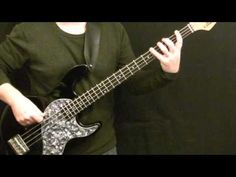 bass for beginners green onions by howtoplaybassdotcom
