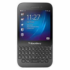 BlackBerry Q5 GSM Mobile Phone (Black) @ Rs. 18990