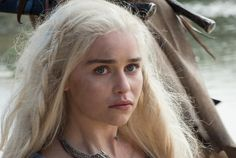 Celebrities, Sorted Into Hogwarts Houses: Emilia Clarke: Gryffindor