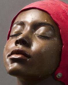 sculpture hyper réaliste carole feuerman