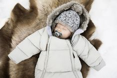 Elodie Details, Baby overall - Marble Grey