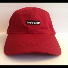 236f718c7c6 2017 Hot Sale Supreme 5 panel Hat Supreme Hat