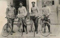 le tour de France et Nantes de 1903 à 1910