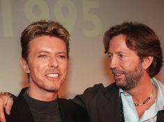 David Bowie & Eric Clapton