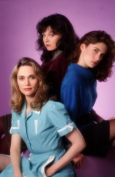 Twin Peaks - Norma, Maddy and Donna