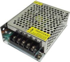 Sursa de alimentare este o componenta utila pentru alimentarea la tensiune 12V a unei benzi LED de putere maxima 50W si curent 4.2 Amperi. Led, Music Instruments, Musical Instruments