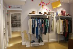Mary's Living & Giving charity shop by Rosie Haine, London – UK » Retail Design Blog