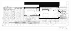Contrast House by Dubbeldam Architecture + Design Plan