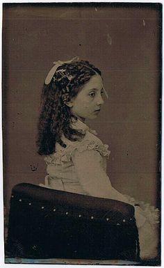Tintype, c. 1860.