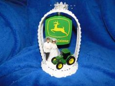 John Deere Wedding Cake Toppers ❤ liked on Polyvore | Polyvore ...
