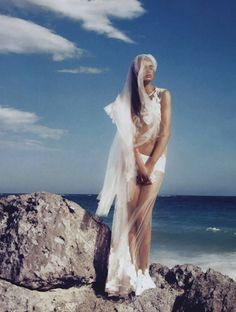 vogue espana, ocean, fashion editorial
