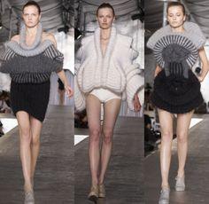 amazing knitwear by sandra backlund  :)