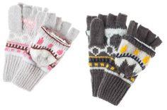 Gap Mitones Charcoal Grey guantes mitones Grey Gap Charcoal Noe.Moda