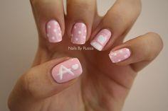 Ariana Grande Nails, Cute Nails, My Nails, Cute Nail Designs, You Nailed It, Nail Ideas, My Design, Channel, Polish