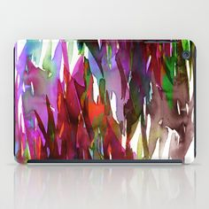 """Fervor 3"" by Ebi Emporium on @society6 iPad Case, Modern Tech Device Cover Colorful Fine Art Abstract Fall Watercolor Painting Burnt Orange Red Purple Fuchsia Magenta Mauve #autumn #iPad #iPadCase #case #tech #cover #device #colorful #boldcolors #abstract #fineart #art #painting #magenta #purple #office #fall #EbiEmporium #Society6"