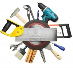 Carpentry Tools are needed by you if you want to be a professional carpenter for your own. Basic Carpentry Tools listed here should be owned by you then. 1001 Pallets, Recycled Pallets, Wood Crates, Wooden Pallets, Pallet Crafts, Pallet Projects, Handyman Logo, Pallet Tool, Pallet Dog Beds