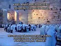 ANA BECOAJ. canta GAD ELBAZ. TE RUEGO / TE IMPLORAMOS SUBTITULADO HEBREO FONETICA EN ESPAÑOL - YouTube