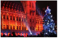Brussels replaced its popular Christmas tree exhibit this year at the city center due to concerns that it may offend the local Muslim population.  The Right Perspective reported:  http://www.thegatewaypundit.com/2012/11/brussels-bans-annual-christmas-tree-it-may-offend-muslims/