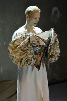 Costumerism - thedeity: The Impossible Wardrobe, Tilda...