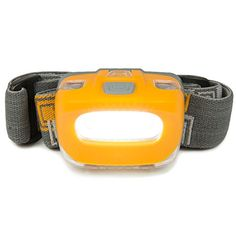 LED Headlamp  Flood Headlight  Great for Camping Dog Walking Hiking and Kids  One of the Best and Lightest 26 oz Head Lamp  130 Lumens  3 AAA Duracell Batteries Included ** You can find out more details at the link of the image. Note:It is Affiliate Link to Amazon.