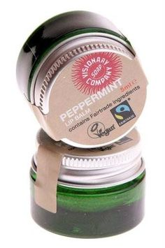 Go online for Visionary Soap Company PeppermintLip Balm