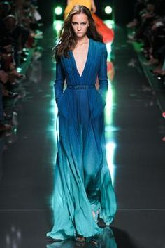 Elie Saab Spring 2015 Ready-to-Wear Fashion Show: Complete Collection - Style.com