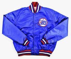 111ae06ecb7 Early-90s Winnipeg Jets Starter Jacket. Marcus Aurelius · VINTAGE NHL  STARTERS