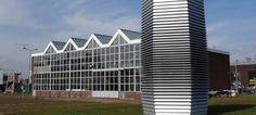 Ολλανδός παρουσίασε συσκευή καθαρισμού αέρα από το νέφος -Υψους 7 μέτρων [εικόνες & βίντεο]