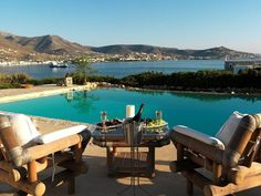 Are you looking for a luxury villa to rent for your holidays on Paros? We have many options for holiday villas and houses on Paros. Paros, Luxury Villa, Greek Islands, Outdoor Furniture, Outdoor Decor, Villas, Sun Lounger, Holiday, House