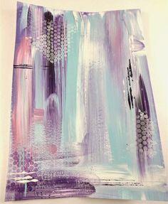 a sprinkle of imagination: Super Speedy Paint Backgrounds: A Tutorial Digital Media Art, Art Lessons, Art Journal Inspiration, Art Sketchbook, Background Drawing, Art Background, Paint Background, Art, Art Journal Backgrounds