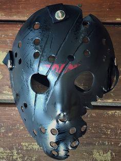 Creepy Halloween Decorations, Halloween Masks, Mascara Do Jason, Funny Horror, Horror Movies, Friday The 13th Games, Horror Action Figures, Jason Friday, Creepy Masks