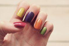 Dexter Week - Laura Moser's Manicure