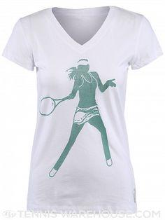 Stick It Wear?! 2014 Women's Forhandapova T-Shirt