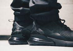 Nike Air Max 270 Triple Black AH8050-005  c89d9ee82