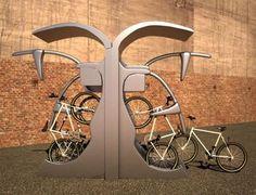 The future of secure bike storage? Design concept