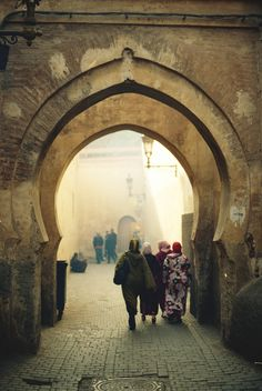 ourafrica:  schisms:  morocco (by edwin.quast)