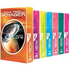 Star Trek Voyager The Complete Series (DVD)