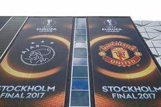 Europa League: final entre Manchester vs Ajax blindada tras atentado #Deportes #Fútbol