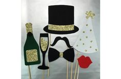 CPE The New Image Group New Year''s Photo Props