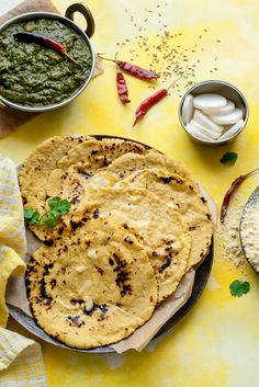 Makki Ki Roti is a flavourful corn meal bread very well loved by everyone all over India & overseas. It is usually served with sarson ka saag or even baingan ka Chokha and bhuney tamatar ki chutney. Here is the best recipe you will ever need. Important tips and tricks to make perfect Makki Ki Roti at home. A must try.