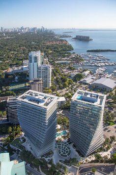 A Review of Grove Grand Bay, by Raymond Jungles Inc., Coconut Grove, Miami, Florida.
