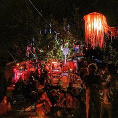 Zauberwald am Ammersee - privat #Festival #perkins #089dj #openairbühne #ganzgroßeskino